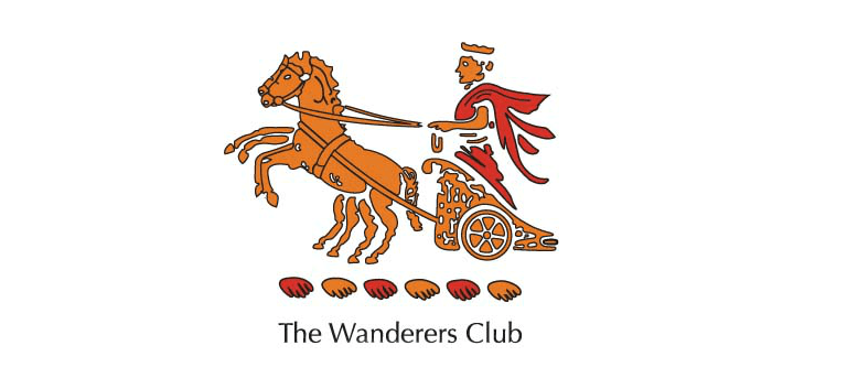 The Wanderers Club logo - Facebook Live Services