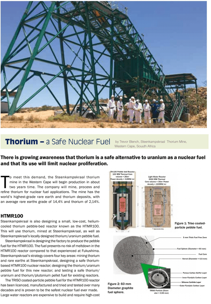 Chemical Technology - STL Thorium 1